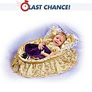 The Ashton-Drake Galleries Realistic Princess Baby Doll: Princess Angelina at Sears.com