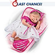 The Ashton-Drake Galleries My Granddaughter, My Joy Baby Doll at Sears.com