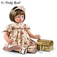 The Ashton-Drake Galleries Grandma's Precious Treasure So Truly Real Baby Doll at Sears.com