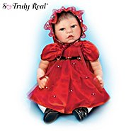 """The Ashton-Drake Galleries Poppy 20"""" Lifelike Baby Doll Bursting With Color And Charm at Sears.com"""