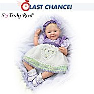 The Ashton-Drake Galleries So Truly Real God's Smallest Hands Bring The Greatest Joy Baby Doll at Sears.com