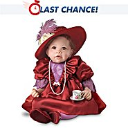 The Ashton-Drake Galleries Sophia: 20-Inch Collectible Victorian Baby Girl Doll at Sears.com