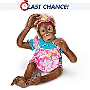 The Ashton Drake Galleries Lollie Orangutan Child Doll at Sears.com