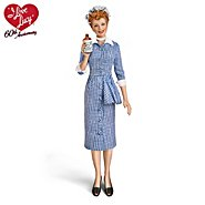 "The Ashton Drake Galleries The Talking I LOVE LUCY ""Vitameatavegamin"" Fashion Doll at Sears.com"
