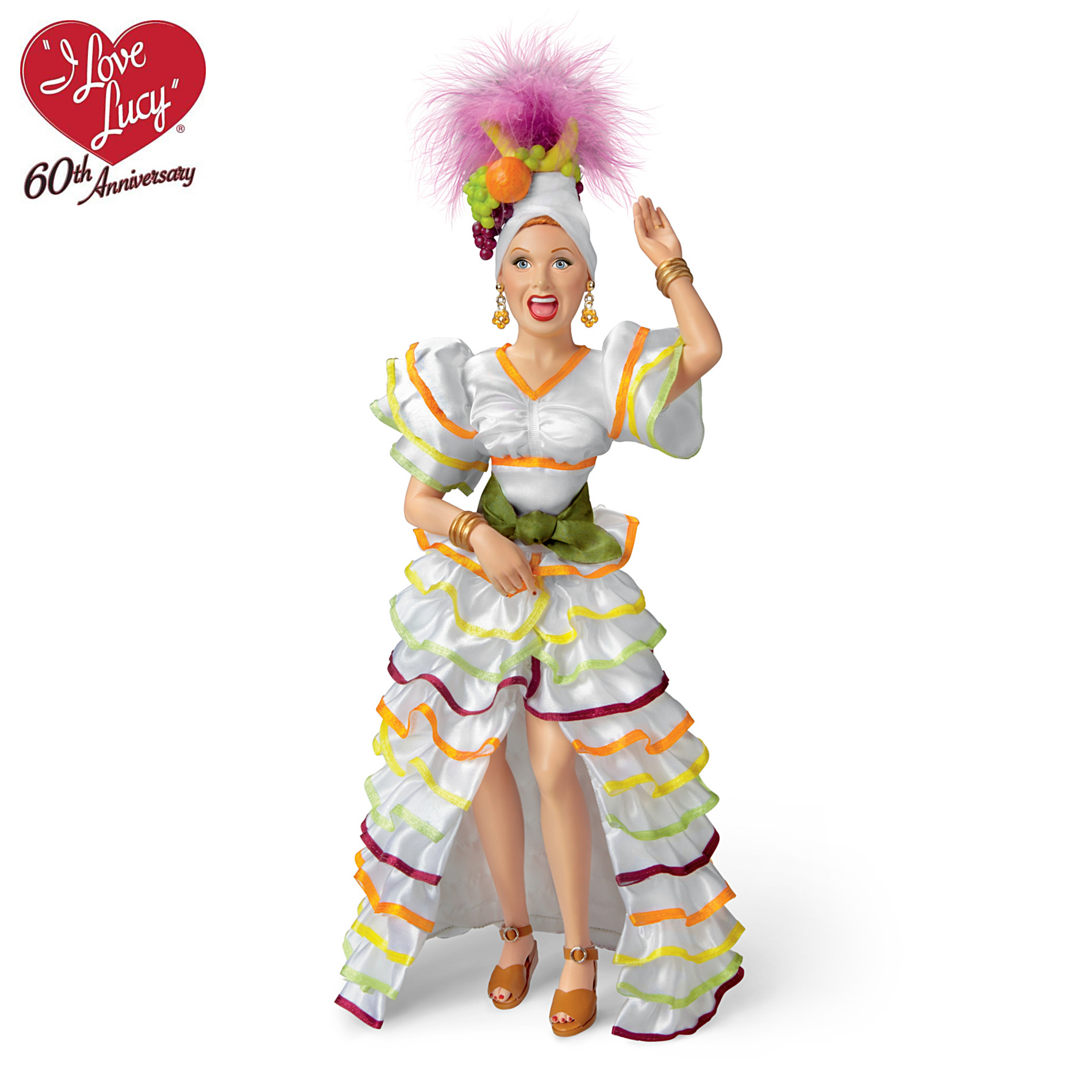 The Ashton Drake Galleries I LOVE LUCY Be A Pal Fashion Doll at Sears.com