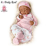 The Ashton-Drake Galleries So Truly Real Fiorenza Biancheri Baby Tiffany Doll at Sears.com