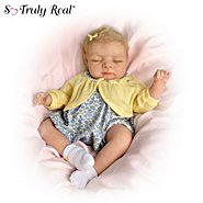 The Ashton-Drake Galleries Gentle Dreams, Lauren: So Truly Real Lifelike Baby Doll at Sears.com