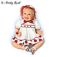 "The Ashton-Drake Galleries So Truly Real ""Tiny Tickles"" Lifelike Baby Doll at Sears.com"