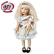 The Ashton Drake Galleries Alice: The Alice In Wonderland-Inspired Child Doll at Sears.com