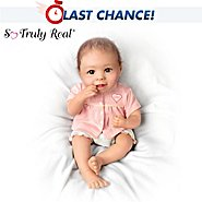The Ashton Drake Galleries Precious Grace Lifelike Baby Doll at Sears.com