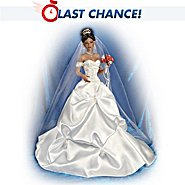 "The Ashton-Drake Galleries Glory Of Love: 20"" African-American Bride Doll at Sears.com"