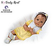 The Ashton Drake Galleries Baby Doll: Ava's Look Of Love at Sears.com