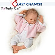 The Ashton Drake Galleries Sleeping Realistic Baby Doll: Sweet Dreams, Bella at Sears.com