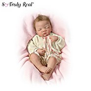 The Ashton Drake Galleries So Truly Real Lifelike Baby Doll: Rock-A-Bye, Avery at Sears.com