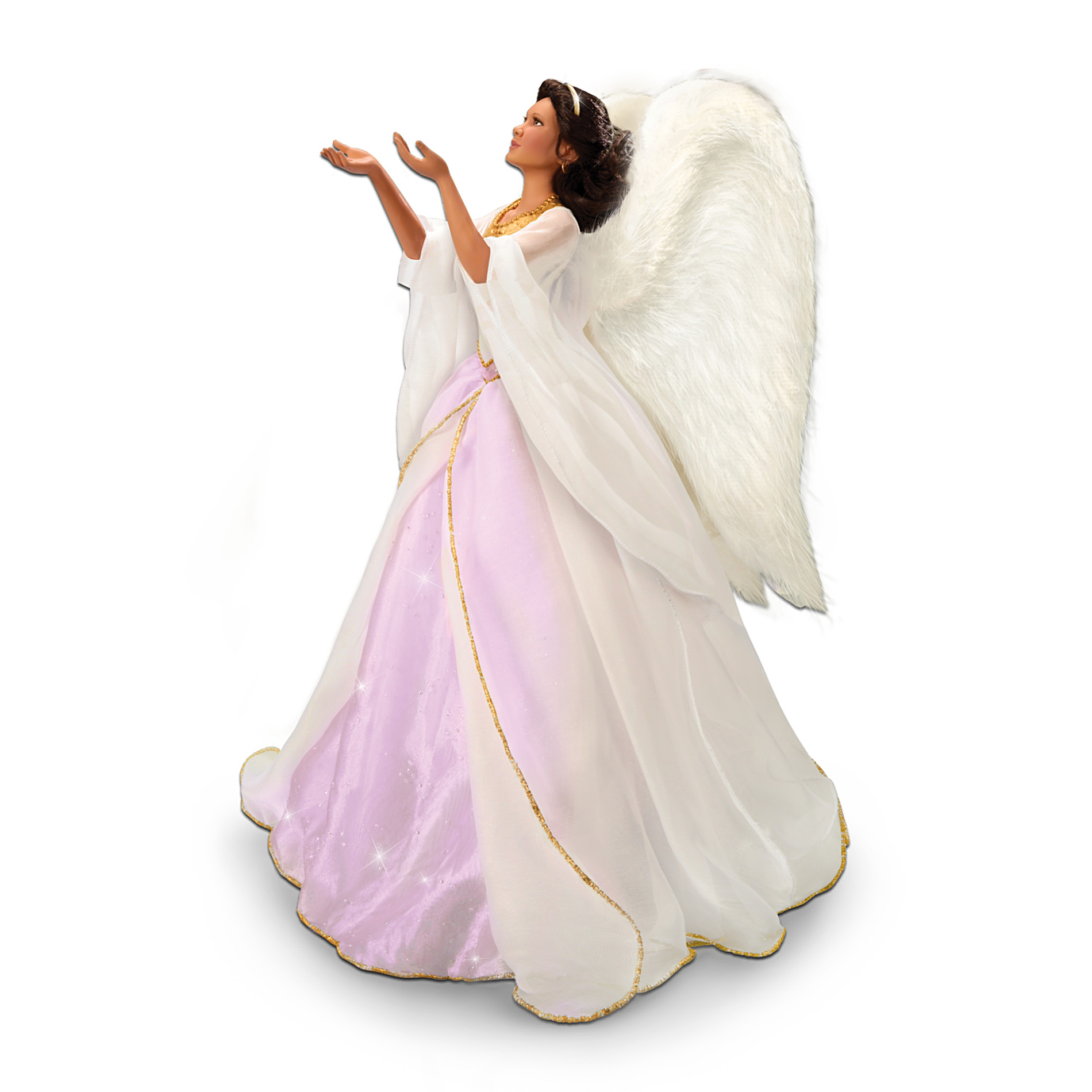 The Ashton-Drake Galleries Angel Doll: Lift Every Voice And Sing at Sears.com