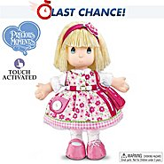 The Ashton Drake Galleries Precious Moments Dolly Dress-A-Lot Children's Teaching Doll at Sears.com