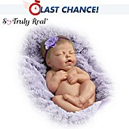 The Ashton Drake Galleries Marita Winters Cuddle Me Lifelike Infant Baby Girl Doll at Sears.com