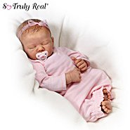 The Ashton Drake Galleries Baby Doll: Rock-A-Bye Baby Doll at Sears.com