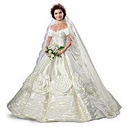 The Ashton Drake Galleries Commemorative Bride Doll: Jacqueline Kennedy at Sears.com