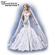 The Ashton Drake Galleries Bride Doll: Sparkling Promise Bride Doll at Sears.com