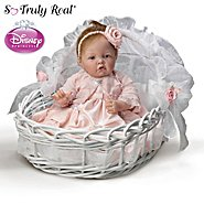 The Ashton Drake Galleries Baby Doll: Pretty As A Princess Baby Doll at Sears.com