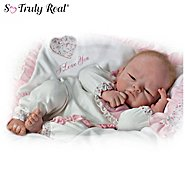 The Ashton Drake Galleries Doll: Welcome Home, Baby Girl Newborn Baby Doll at Sears.com
