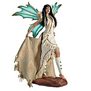 The Ashton Drake Galleries Doll: Sedona Sky Mystical Maiden Fantasy Doll at Sears.com