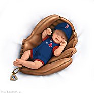 The Ashton Drake Galleries Baby Doll: Born A Boston Red Sox Fan 2013 World Series Champions Baby Doll at Sears.com