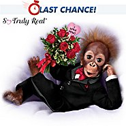 The Ashton Drake Galleries Wild About You Monkey Doll In Tux at Sears.com
