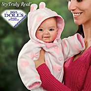 The Ashton Drake Galleries Doll: Cutest Baby Of 2014 Portrait Savana Baby Doll at Sears.com