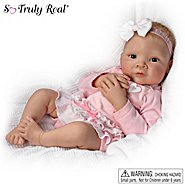 The Ashton Drake Galleries Granddaughter, I Love You Head To Toe So Truly Real Lifelike Baby Doll at Sears.com