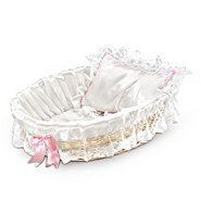 The Ashton-Drake Galleries Bassinet For Baby Doll Accessory at Sears.com