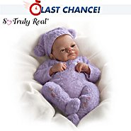 The Ashton Drake Galleries Linda Webb And Angels Danced So Truly Real Lifelike Baby Doll at Sears.com