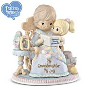 The Hamilton Collection Precious Moments My Granddaughter, My Joy Figurine Gift For Granddaughter at Sears.com