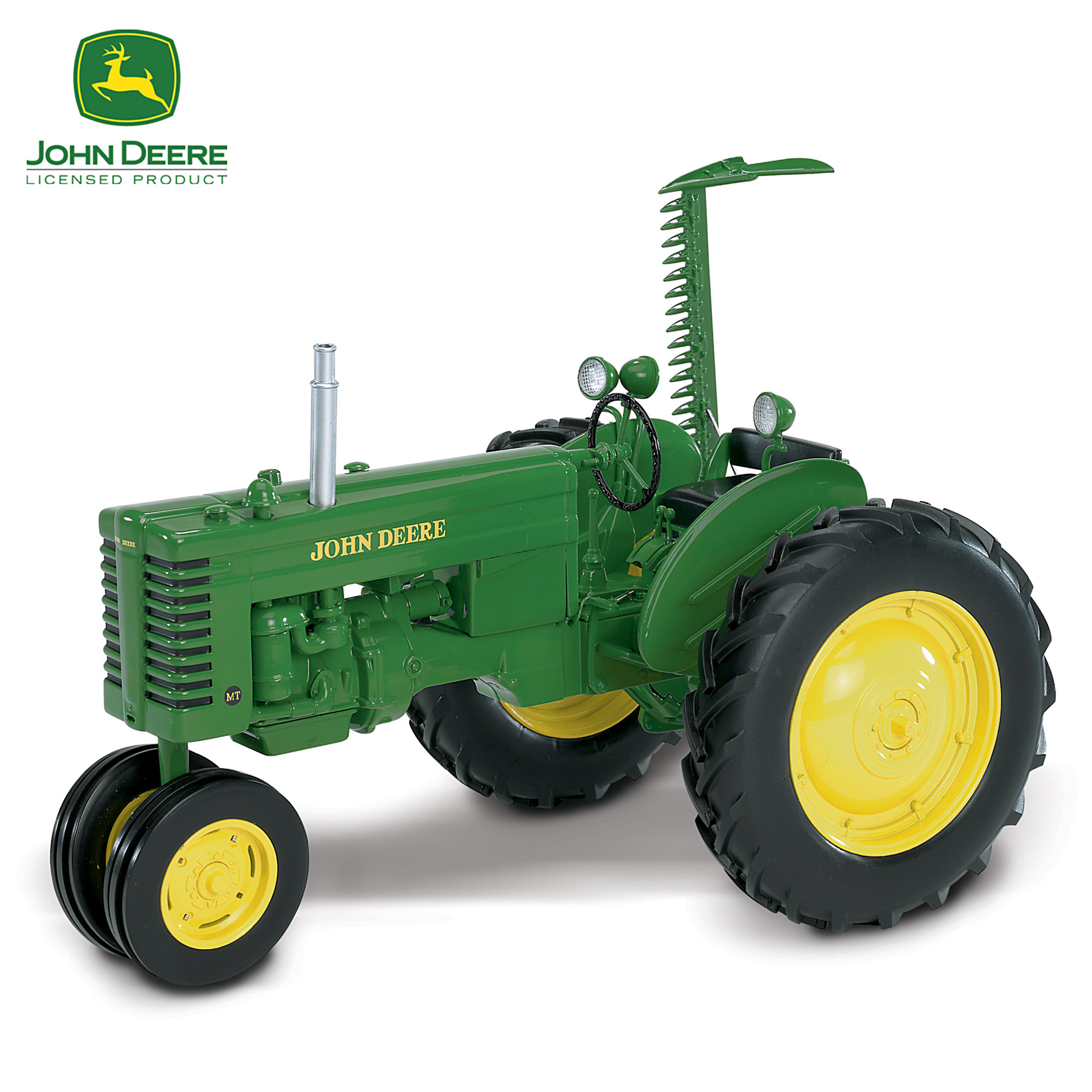 The Hamilton Collection John Deere 1:16-Scale Diecast Tractor: Model 'MT' Tractor With Sickle Mower at Sears.com