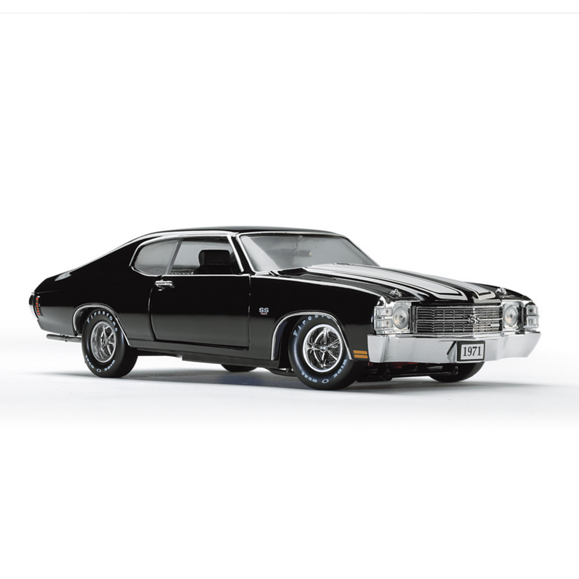 The Hamilton Collection 1971 Chevelle SS 454 1:24 Scale Diecast Car at Sears.com