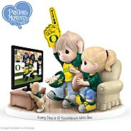 The Hamilton Collection Precious Moments Every Day Is A Touchdown With You Oregon Ducks Figurine at Sears.com