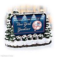 Hawthorne Village New York Yankees Billboard Village Accessory at Sears.com