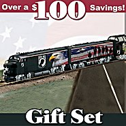 Hawthorne Village POW MIA Express HO-Gauge Train Set at Sears.com