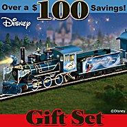 Hawthorne Village Train Set: Magic Of Disney Express Train Set at Sears.com