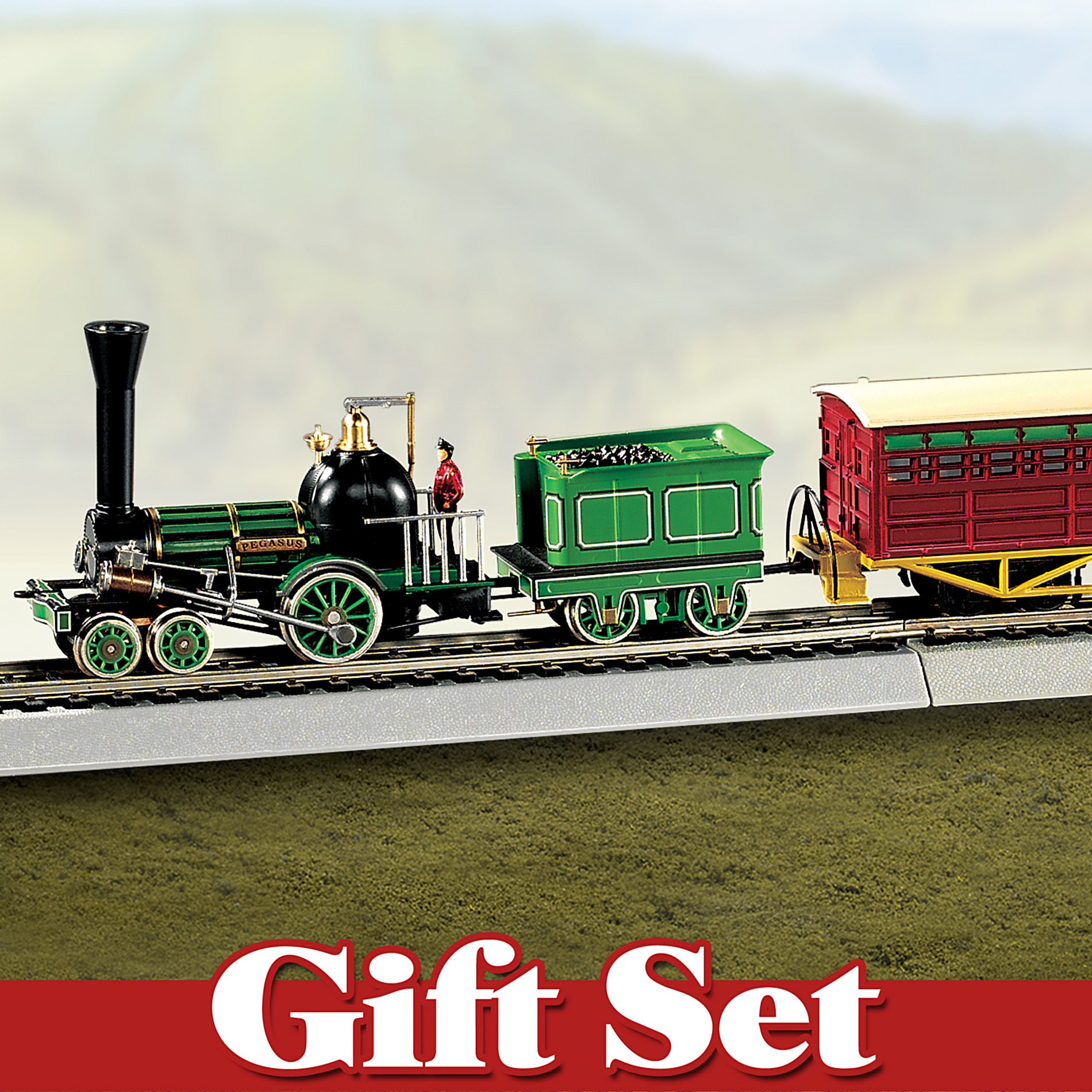 Hawthorne Village The Pegasus By Bachmann: HO-Scale Electric Train Set at Sears.com