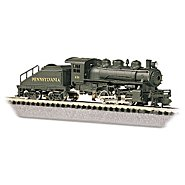 Hawthorne Village The Pennsylvania Switcher Locomotive And Tender N Scale Train Accessory at Sears.com