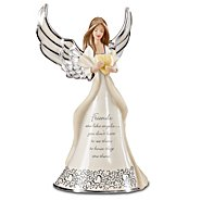 The Bradford Editions Friends Are Like Angels Musical Figurine Gift at Sears.com