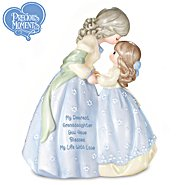 The Bradford Editions Precious Moments Collectible My Dearest Granddaughter Musical Figurine Gift at Sears.com