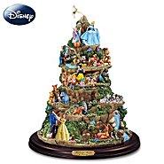 The Bradford Editions The Wonderful World Of Disney Sculpture: Tabletop Disney Decoration at Sears.com