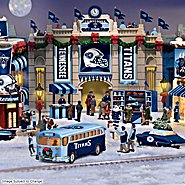 Hawthorne Village Tennessee Titans Collectible Christmas Village Collection at Sears.com