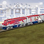 Hawthorne Village St. Louis Cardinals 2011 World Series Champions Express Electric Train Collection at Sears.com