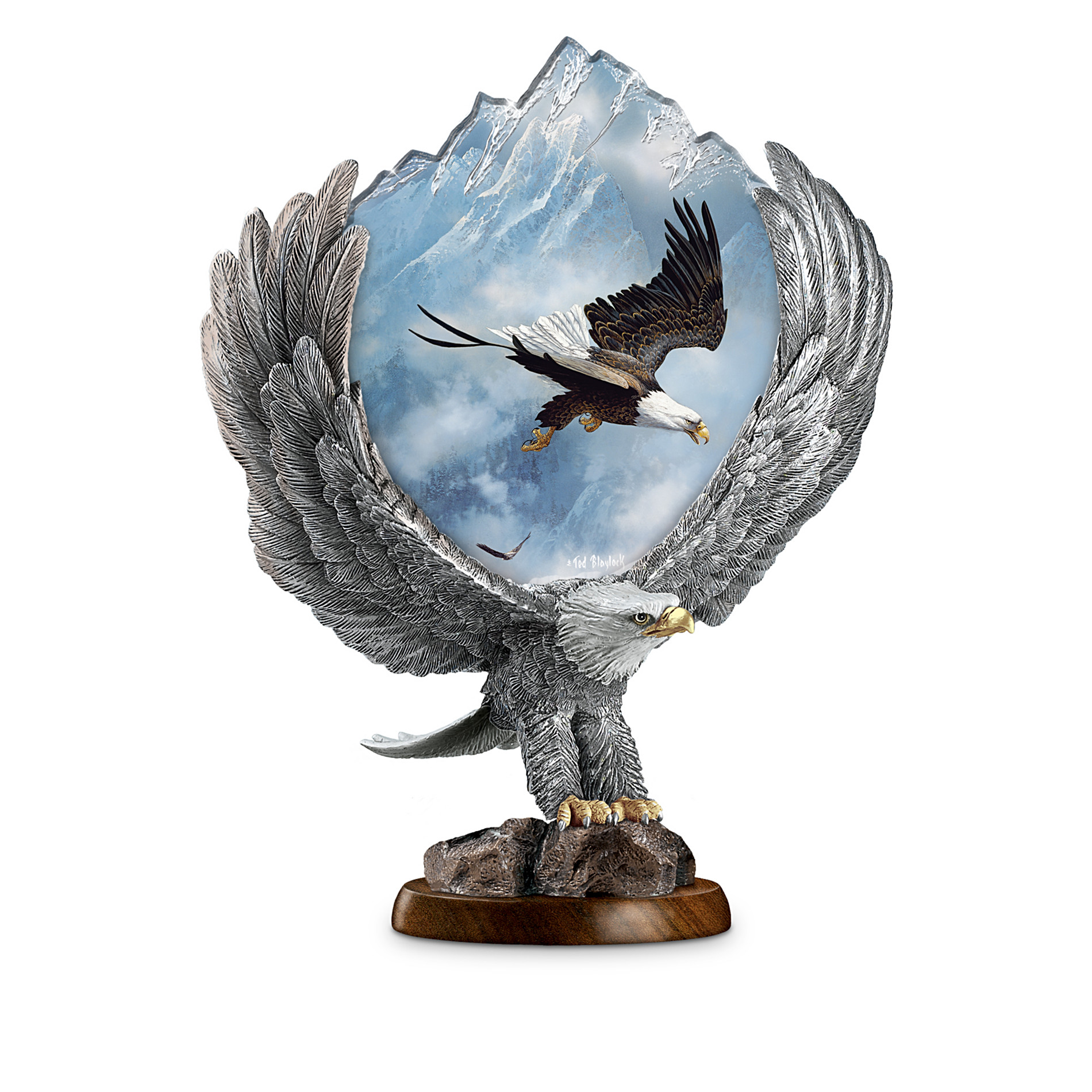 The Bradford Exchange Ted Blaylock's The Mountain Majesty Sculpture Collection at Sears.com