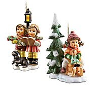 The Bradford Exchange An M.I. Hummel Christmas Ornament Collection at Sears.com