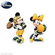 The Bradford Exchange Salt And Pepper Shakers: Disney Spice Up The Season Green Bay Packers Salt And Pepper Shakers Collection at Sears.com